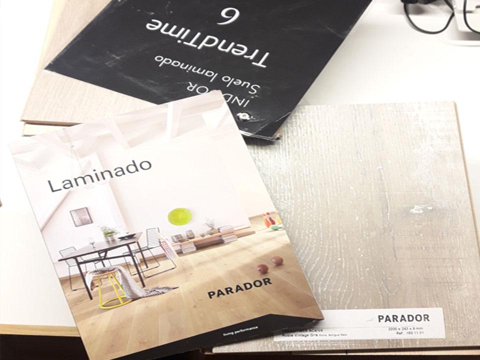 PARQUET LAMINADO